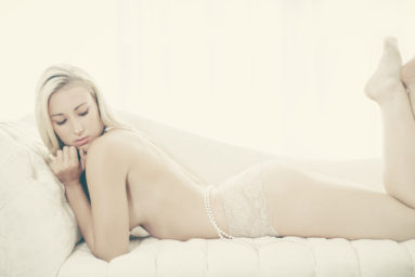 Dream Boudoir Toronto Studio — Romantic bridal boudoir Photography Female Photographer